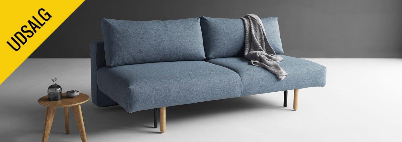 Frode er en 2 pers. Sovesofa, med god sidde og liggekomfort.