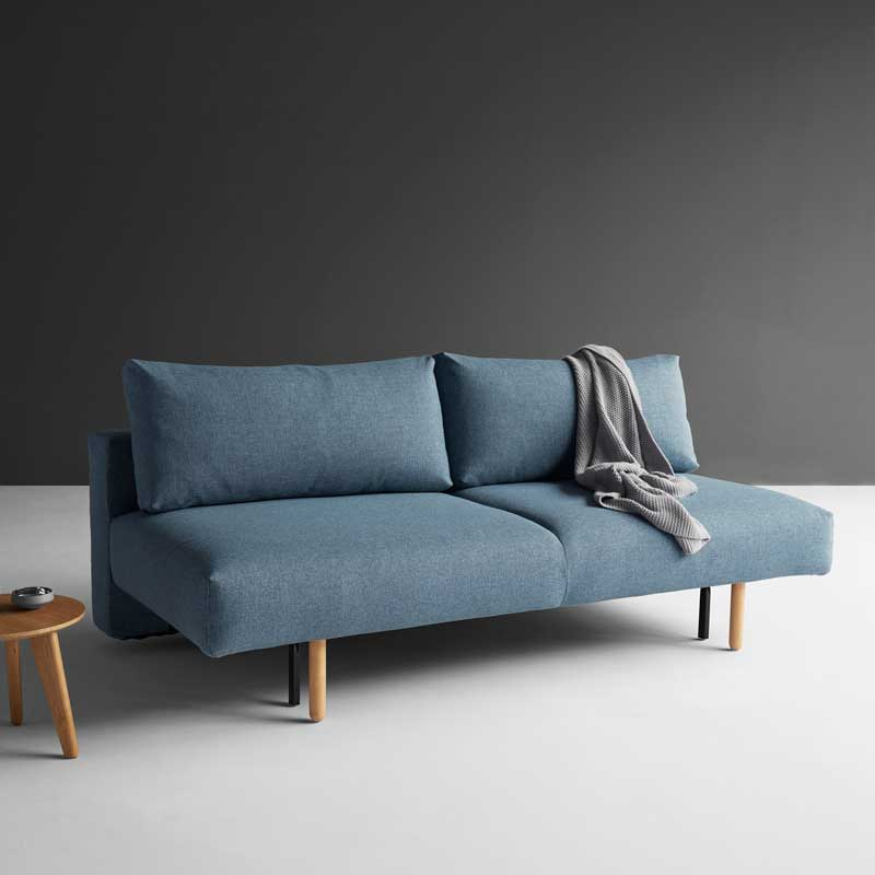 Enorm Frode | To-personers sovesofa med god komfort → Futon House PC-67