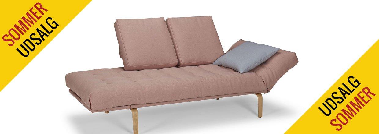 Rollo er den meget popul&aelig;re sovesofa fra Innovation med Classic futon<br>